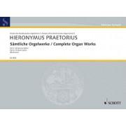 Sämtliche Orgelwerke band 2 - Praetorius, Hieronymus (1560-1629)