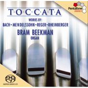 Toccata - 200 Years German Organ Music