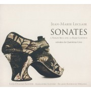 Jean-Marie Leclair - Sonatas for violin and basso continuo