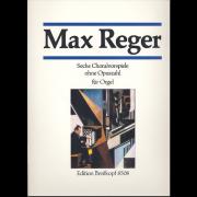 Sechs choralvorspiele ohne opus - Reger, Max (1873-1916)