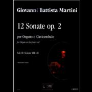 12 Sonate op.2 vol.2 - Martini, Giovanni Batista (1706-1784)