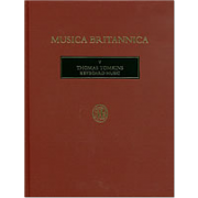 Keyboard Music / Musica Britannica voliume V
