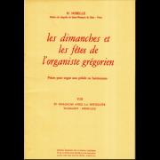 Les Dimanches et les Fêtes de l'Organiste Grégorien, Vol. 8