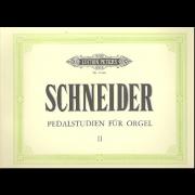 Pedalstudien 2 op.48 - Schneider, Julius (1805-1885)