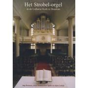 Het Strobel-orgel in de Lutherse Kerk te Haarlem
