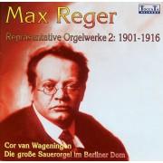 Max Reger Repräsentative Orgelwerke 2: 1901-1916 - Wageningen, Cor van