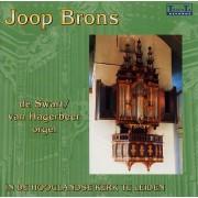 Joop Brons - de Swart/van Hagerbeerorgel - Hooglandse kerk Leiden - Brons, Joop