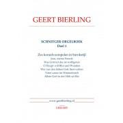 Schnitger Orgelboek, deel 1