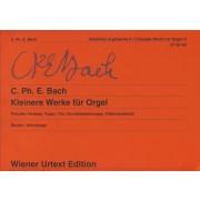 Sämtliche Orgelwerke 2: Kleinere Werke für Orgel