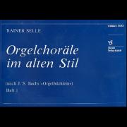Orgelchoräle im alten Stil, Heft 1