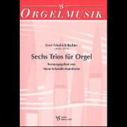 Sechs Trios für Orgel