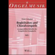 Begleitsätze und Choralvorspiele heft 1