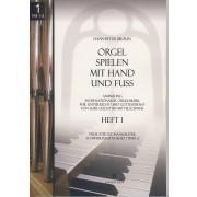 Orgel spielen mit Hand und Fuss - Komplettausgabe mit 14 Heften