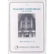Psalmen voor orgel deel 2