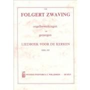 Orgelbewerkingen van Gezangen LvdK dl.14