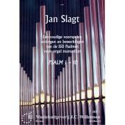 150 Psalmen voor orgel manualiter deel 01: Psalm 1-10