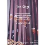 150 Psalmen voor orgel manualiter deel 02: Psalm 11-20