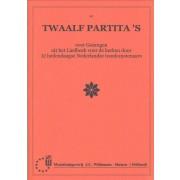 Twaalf Partita's, deel 1