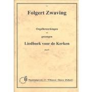 Orgelbewerkingen van Gezangen LvdK dl.5