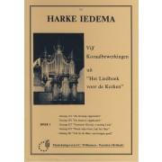 Koraalbewerkingen uit het Liedboek voor de Kerken, boek 1