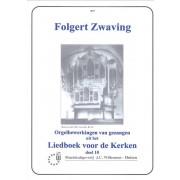 Orgelbewerkingen van Gezangen LvdK dl.10