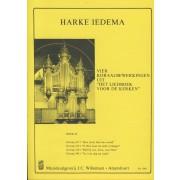 Koraalbewerkingen uit het Liedboek voor de Kerken, boek 4