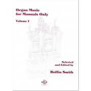 Organ Music for Manuals Only, volume 1