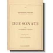 Due Sonata per clavicembalo o organo