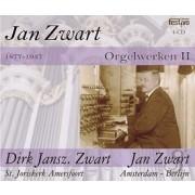 Jan Zwart: Orgelwerken 2 - Dirk Jansz. Zwart (St. Joriskerk, Amersfoort) en historische opnamen van Jan Zwart (Amsterdam/Berlijn) - Zwart, Dirk Jansz.