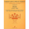 Early Organ Series Vol. 17 - Italy (1600-1635)