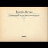 Cantiones Gregorianae pro organo 2
