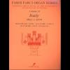 Early Organ Series Vol. 18 - Italy (1615-1700)