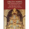 Organ music for manuals only