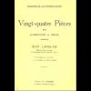 Vingt-quatre Pièces pour Harmonium ou Orgue, vol. 2