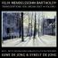Felix Mendelssohn Bartholdy - Transcriptions for organ duet by Sybolt de Jong - volume I - Euwe & Sybolt de Jong playing the BÕ_tz/Witte organ Oude Kerk Delft The Netherlands - Mendelssohn-Bartholdy, Felix (1809 - 1847)
